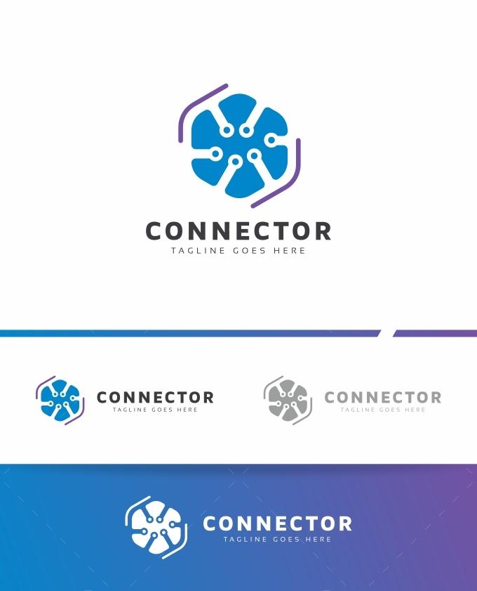 Connector Logo