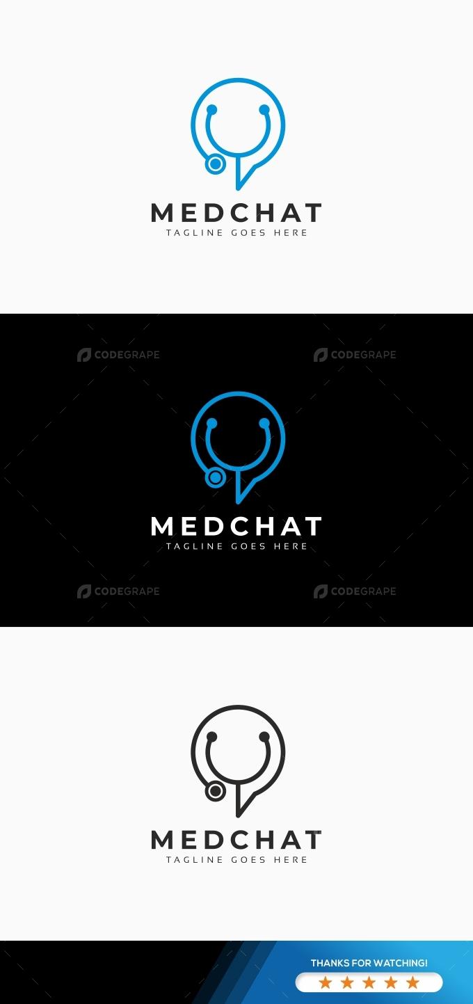 Medical Chat Logo