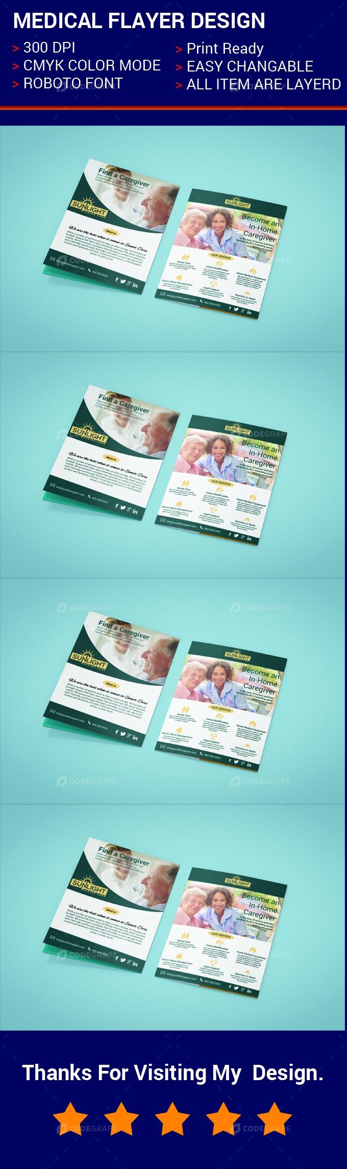 Medical DL Flyer