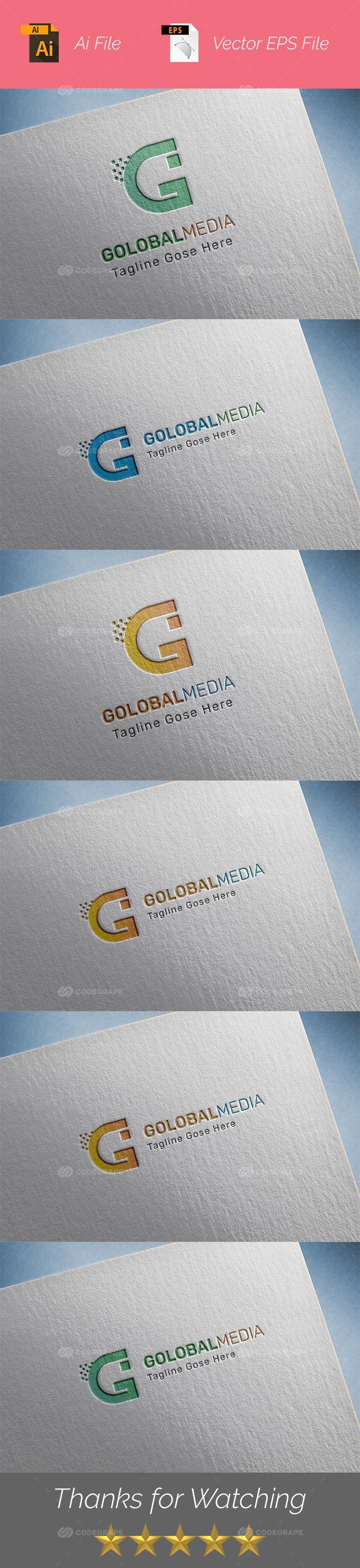 Golobalmedia Logo