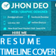 Resume Facebook Timeline Cover