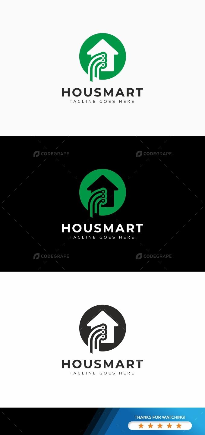 House Smart Logo