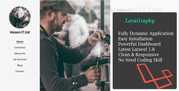 LaraGraphy -  Personal Photography Portfolio