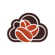 Cloud Coffee Logo