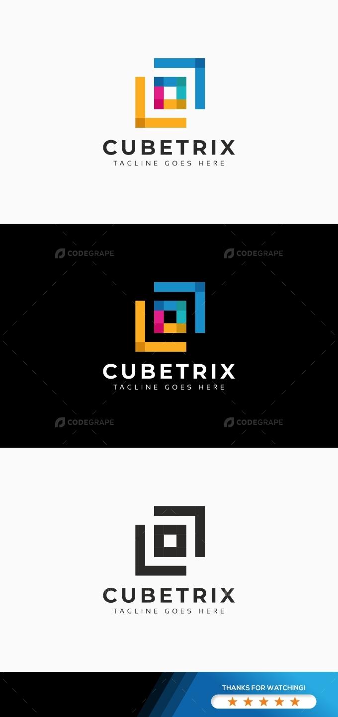 Cubetrix Logo