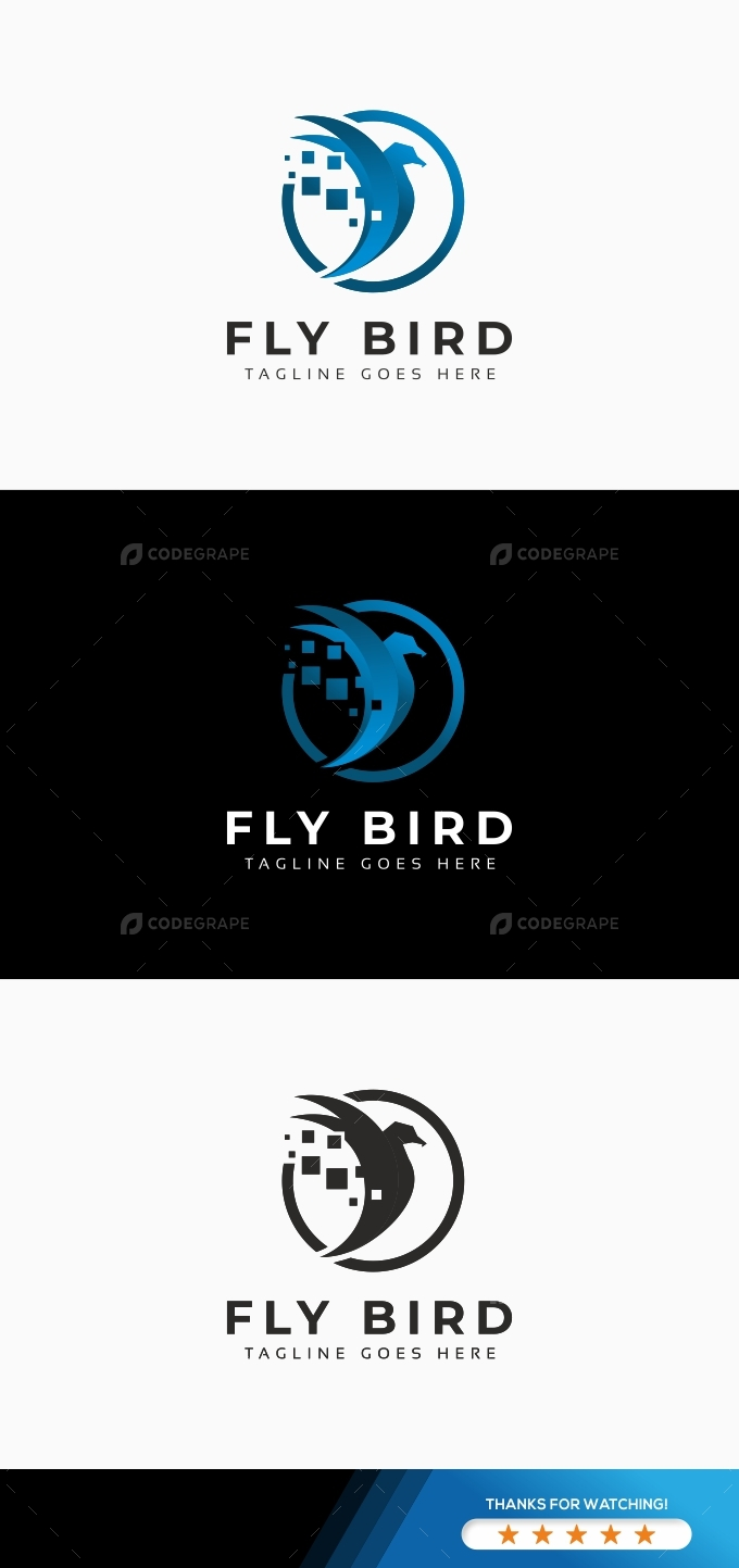 Bird Tech Logo