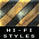 HI-FI Photoshop Styles