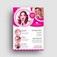 Beauty & Spa Flyer