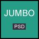 Jumbo - PSD template