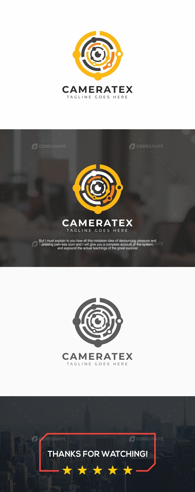 Camera Eye Technology Logo