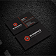 Smart Dark Business Card