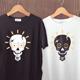 Skull Idea T-Shirt Design