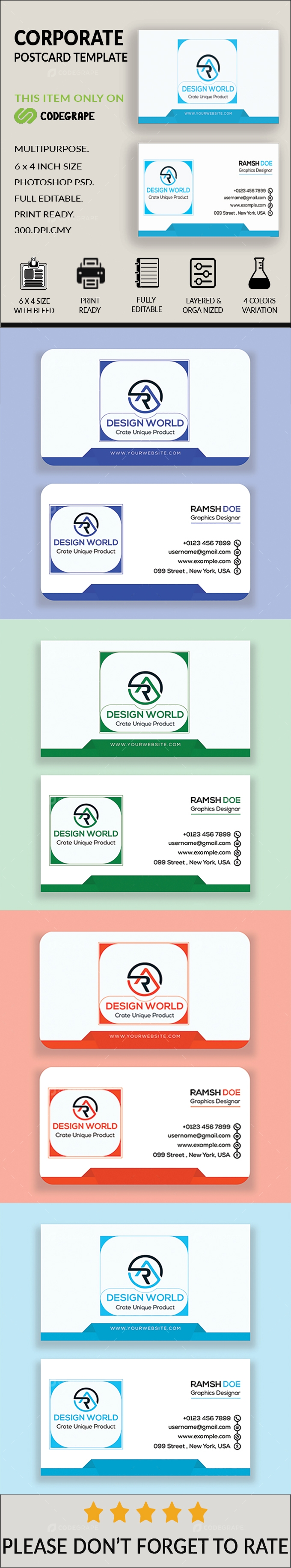 Photoshop Business Card