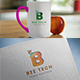 Bee Tech Logo Template
