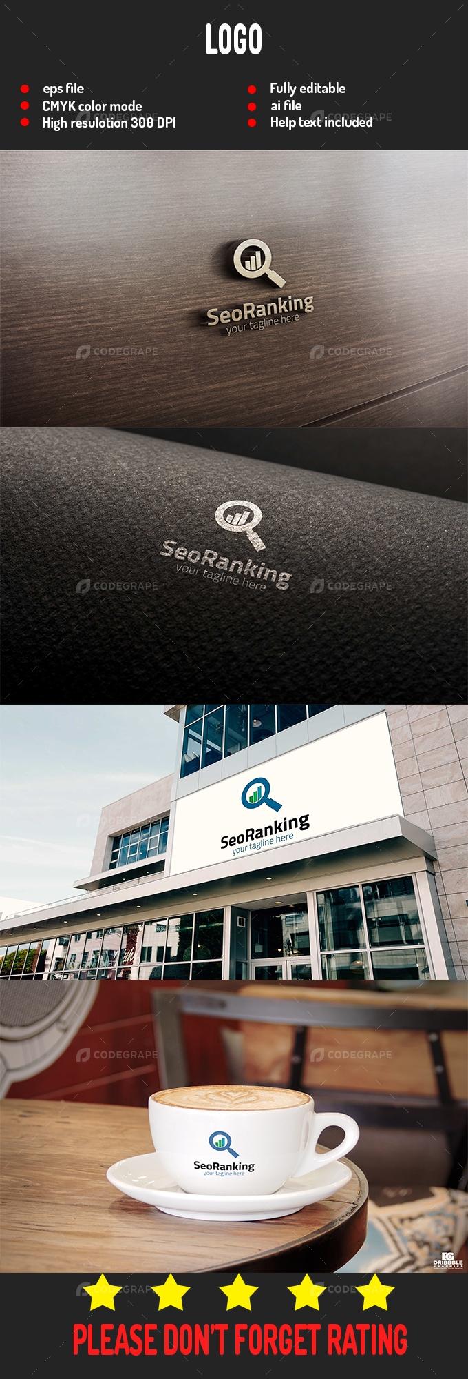 SeoRanking Logo