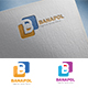 Banapol B Letter Logo Template