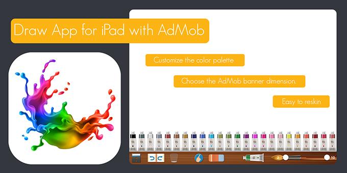 DRAW App for iPad