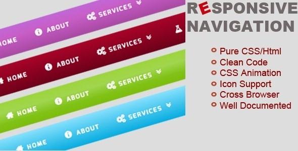 Sadhak Responsive Navigation