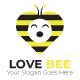 Love Bee Logo