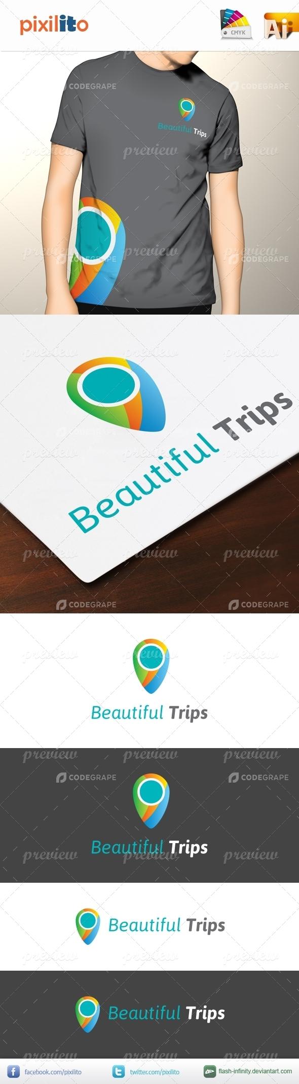 Beautiful Trips Logo