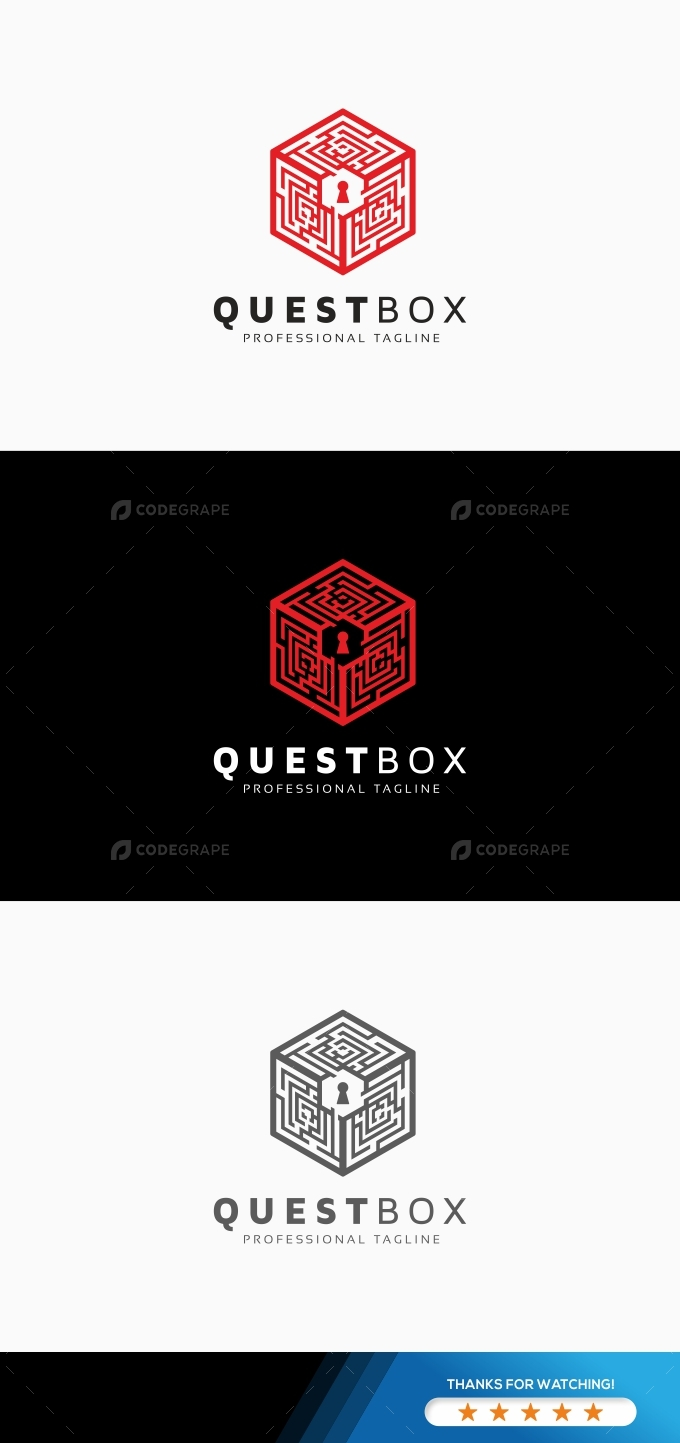 Quest Box Logo
