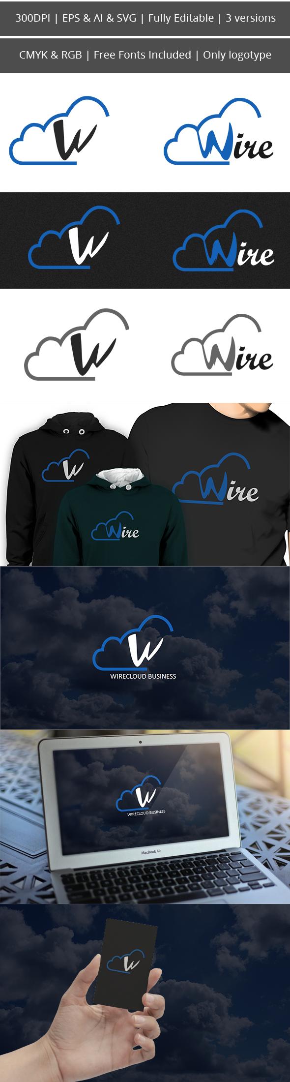 WireCloud Logo