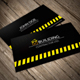 Building Contractor Business Card