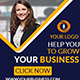 Corporate Web Banner