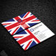 UK Business Card