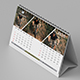 Desk Calendar 2020 I LATEST