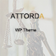 Attorda - Lawyer and Attorney WordPress Theme