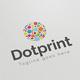 Dot Print Logo