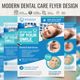 Dental Flyer Template