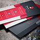Business Card Clean Design Template