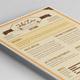 Vintage CV Resume Template