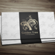 Golden Tree Business Card