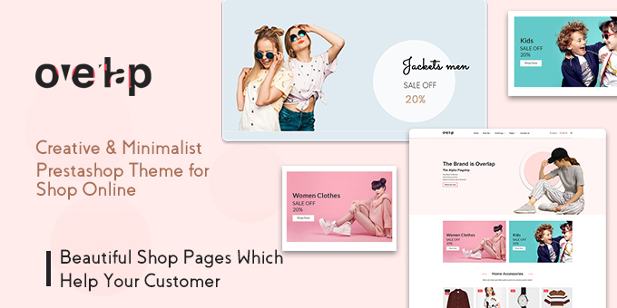 Overlap - The Fashion eCommerce Store