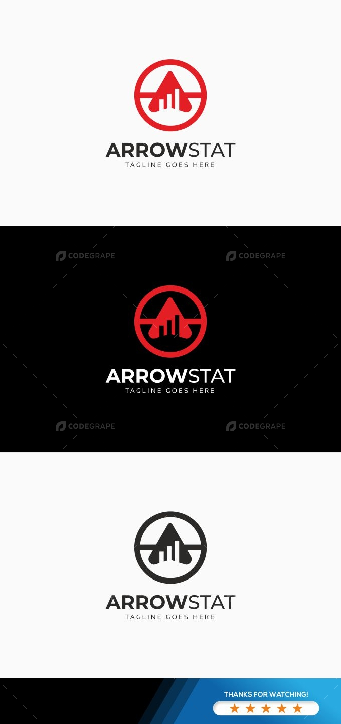 Arrows Statistics Logo