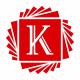 Klartex K Letter Logo