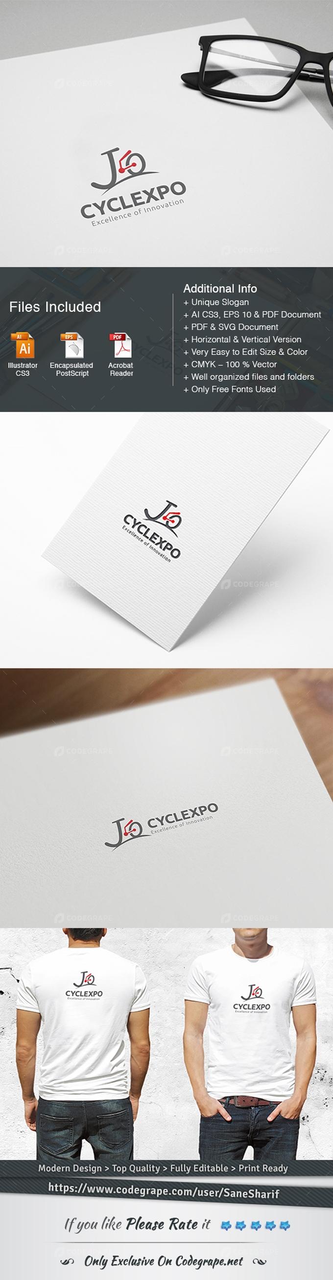 Cyclexpo Logo