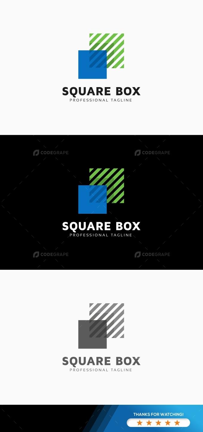 Square Box Logo
