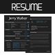 Resume - v1