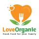 Love Organic Logo