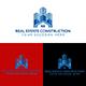 Real Estate Construction Logo Template