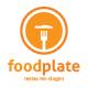 Food Plate Logo