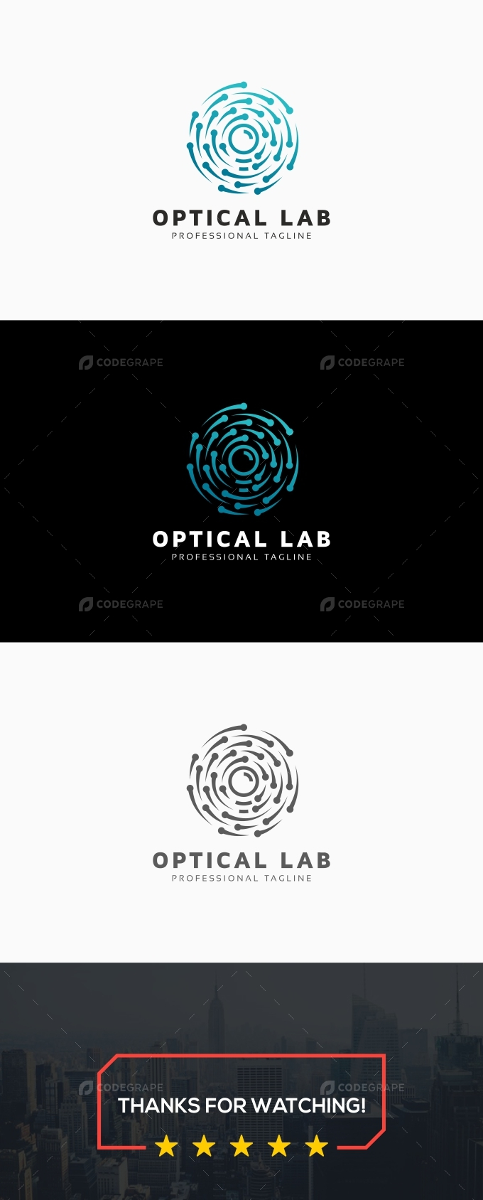 Optical Lab Logo