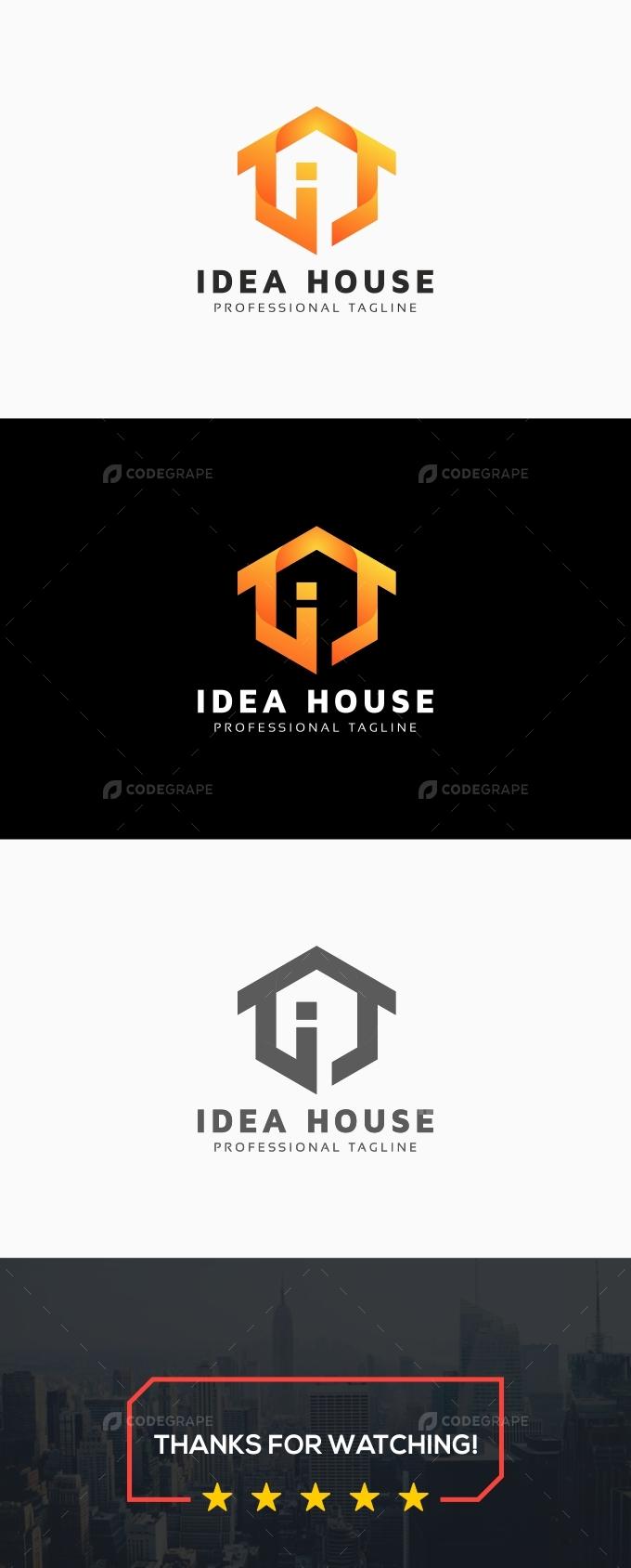 Idea House Logo