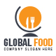 Global Food Logo