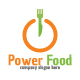 Power Food Logo