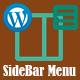 SideBar Menu for WordPress